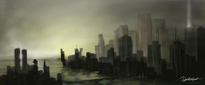 Ghosted City by DylanPierpont