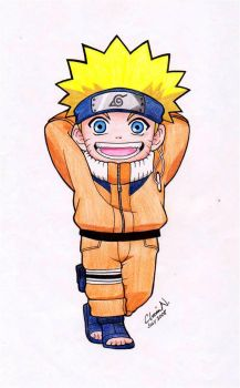 naruto. by red-force