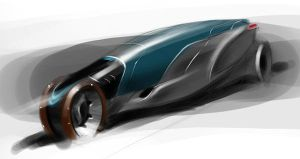 concept vehicle2050 by ChrysRoos