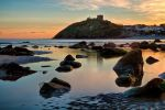 Criccieth at Sunset by CharmingPhotography