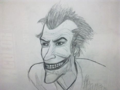 joker by RENNSNE
