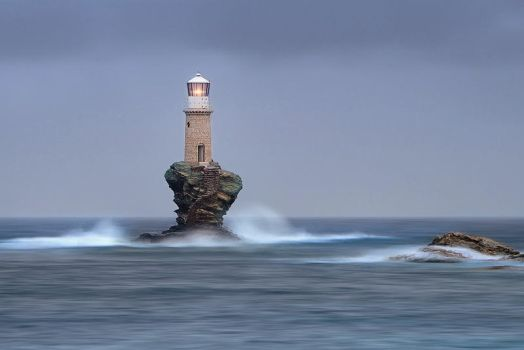 Light at the end of the World by justeline