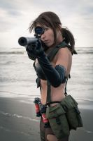 Quiet Cosplay Metal Gear Solid by LadyDaniela89