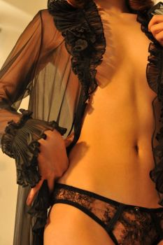 Black Lingerie 5 by Openget