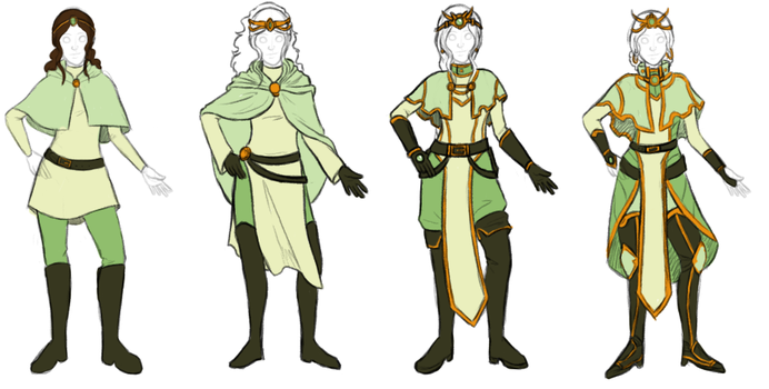 Armor Concepts : Why not? by BazzlewithaK