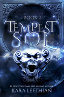 Cover Design- TEMPEST SOL by 31i2a
