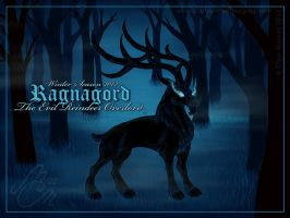 Ragnagord: The Evil Reindeer Overlord by Claw-Markes