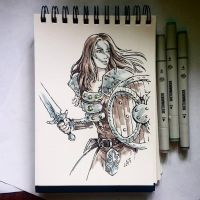 Instaart - Aela by Candra