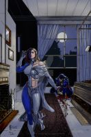 Mystique: Infiltration by pyroglyphics1