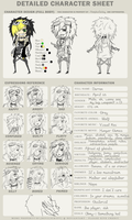 Darren (Reality Show Project) - Character Sheet by PumpkinJackey