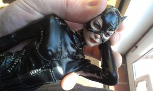 Catwoman V2 1/6 scale action  figure WIP by Sean-Dabbs-fx