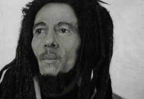 Bob Marley by Ed-Head73