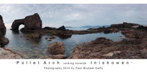 Pollet Arch toward Inishowen by pmd1138