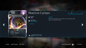 Reactive cyclops by GhostHuckebein