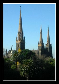 St Patricks Cathedral by wolfye
