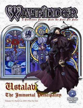 WF13 final cover by Timitius