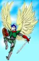 Archangel Wings by paladin095