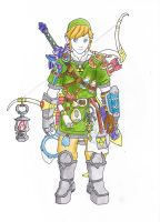 Link Items Overload by WarpticMo