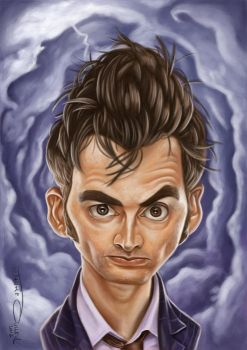 THE 10TH DOCTOR by JaumeCullell