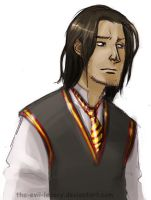 hp - sirius at school by the-evil-legacy