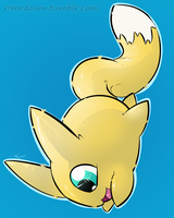 Viximon - Day 1342 by Seracfrost