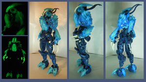 Bionicle MOC - Deep Star by Alex-Darkrai