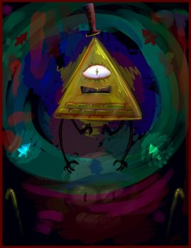 Bill Cypher by Pimander1446