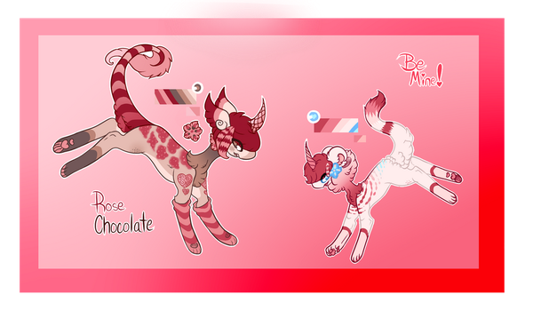 Valentines Moon Jumper Auction 2/2 //CLOSED by SempaiSapphire
