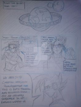 Dragonball Smoldering Remains pg1 (rough draft) by grinningsorrow