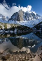 Winter coming in High Sierra by CheshirePhotographer