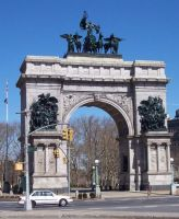 Grand Army Plaza Arch by gyngert
