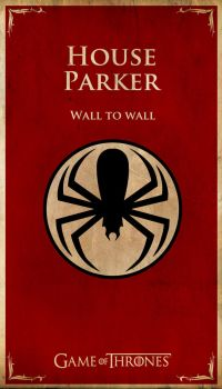 parker by Lokiable