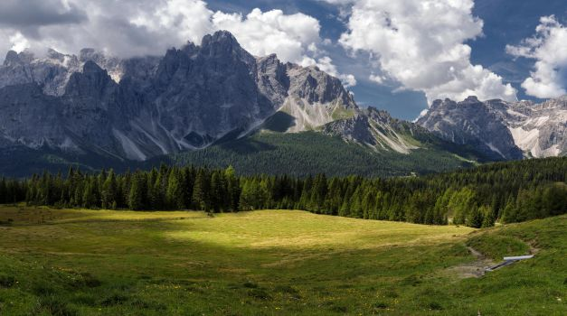 Dolomites pt. VIII by TheChosenPesssimist