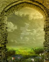 Gate to a new world by Nerra