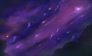 Nights sky by EymBee