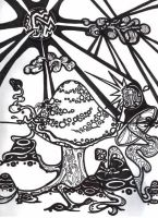 coloring pages of shrooms - photo#36