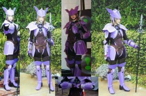 Dragoon AF costume by Naerko