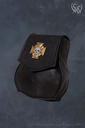 Belt pouch of Warrior Priest (WAR Trophy) by Svetliy-Sudar