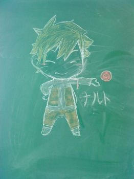 Naruto_Blackboard by xDobex