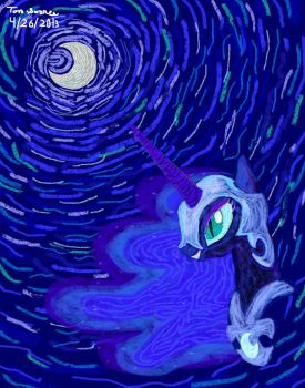 Mare in the Moon by Wolfram-And-Hart