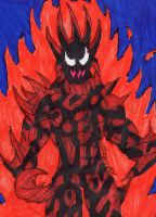 The Power of The Carnage Cosmic by ChahlesXavier