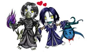 Undead Love by jehzavere