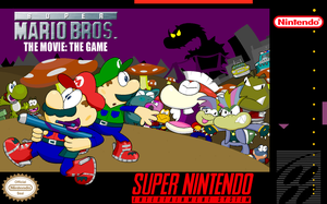 Super Mario Bros.: The Movie: The Game by Panda-Commando