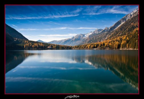 Lake Antholz by gogstyle