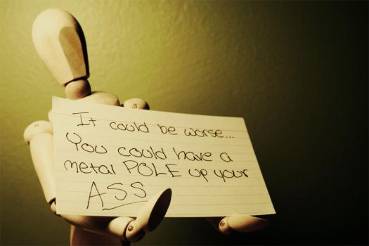 Advice by a Sketch Mannequin by AnthonyPresley