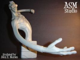 Plastic Man Mini Bust pic1 by ASM-studio