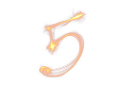 flame number by 3headcat