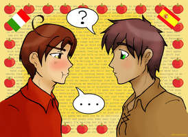 Romano's Thoughts by almaa30
