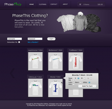 PhaseThis Clothing by CMSVisuals