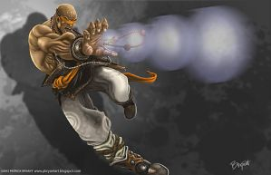 Shaolin- Lee Sin (League of Legends) by PatrickBryant